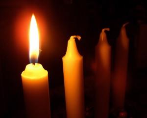 Gudstjänst första söndagen i Advent