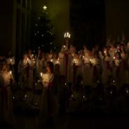 Hälsning från Norrmalmskyrkans körer inför adventskonserten