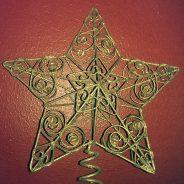 Betlehems stjärna och pannkaksylten