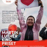 Martin Luther King priset