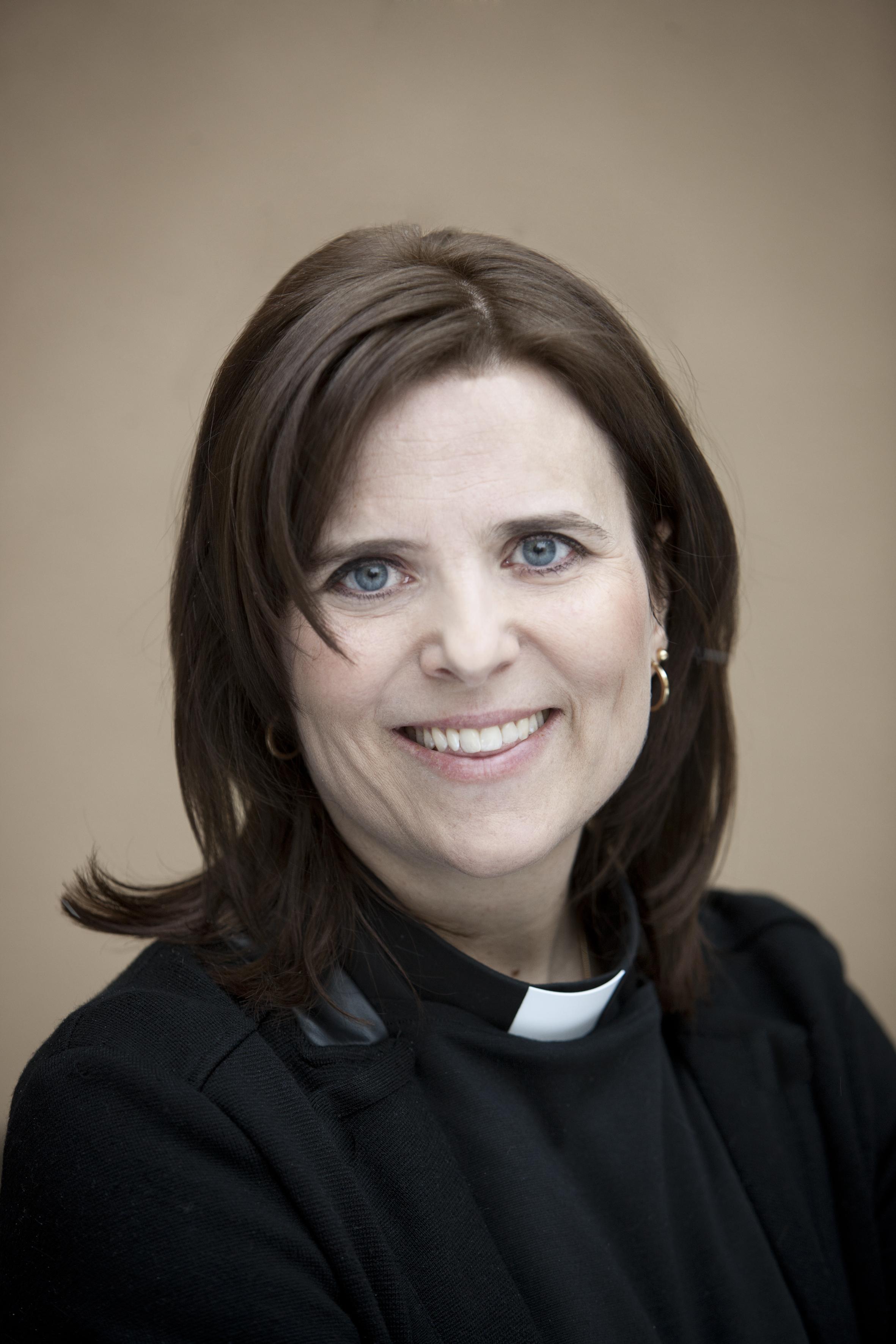Sofia Camnerin, en av GF-kyrkans tre ledare