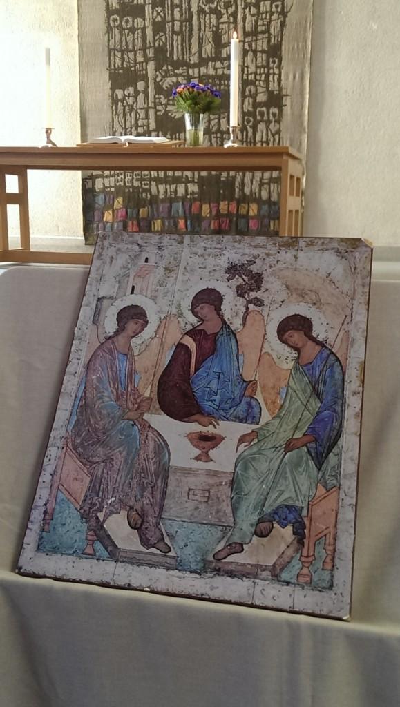 Den gammaltestamentliga treenigheten