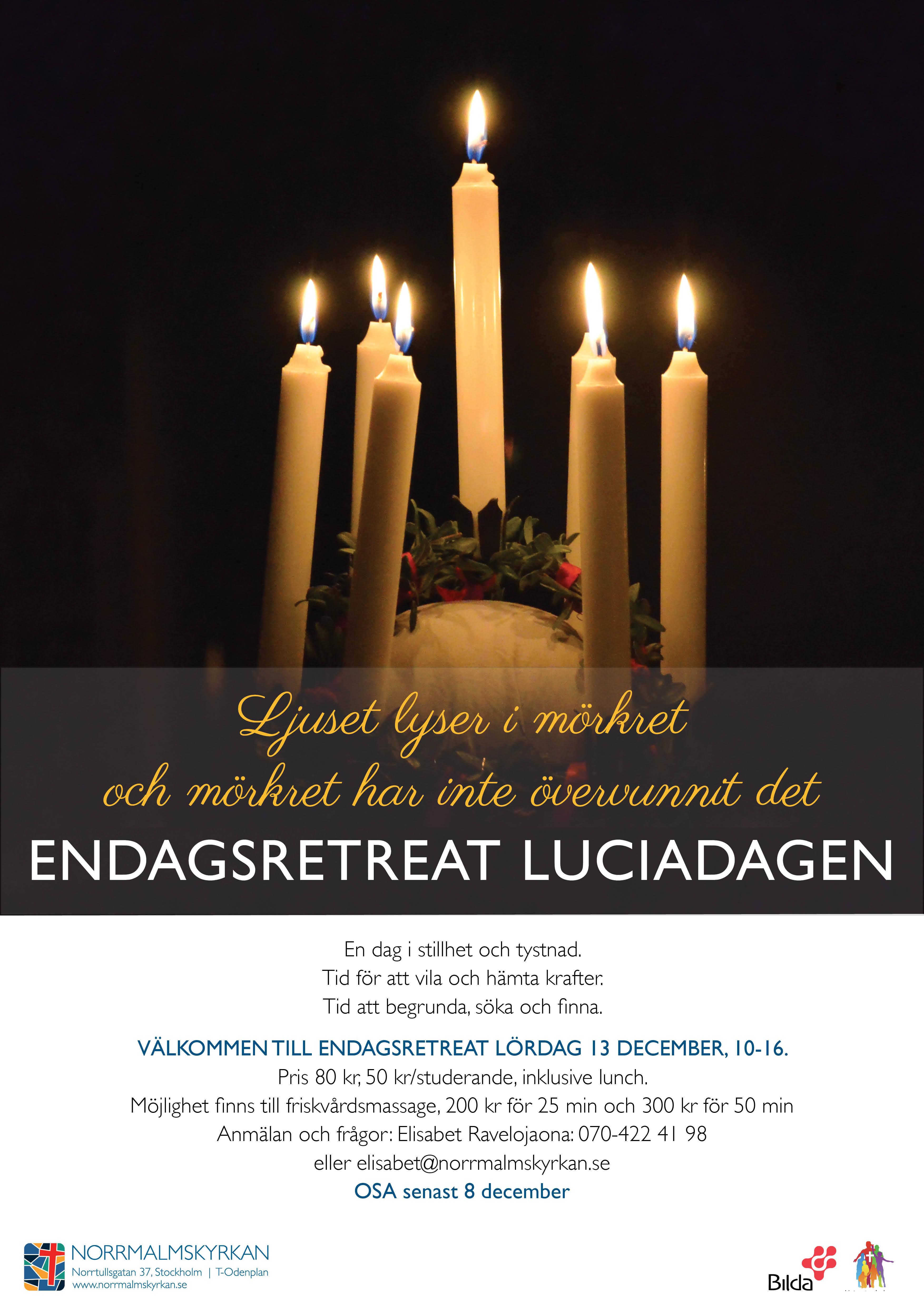 Luciaretreat - webb