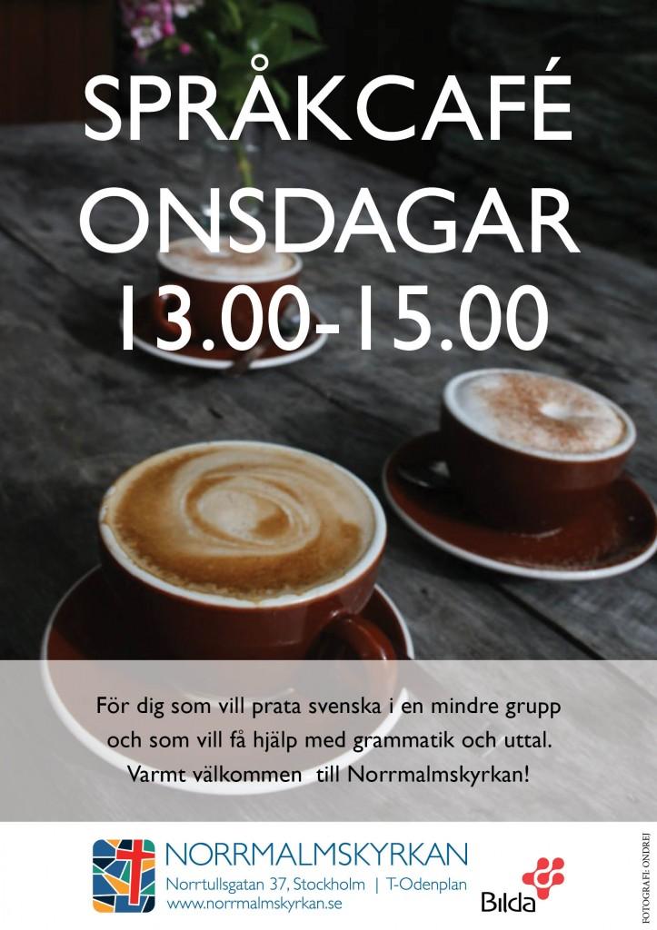 Språkcafé webb
