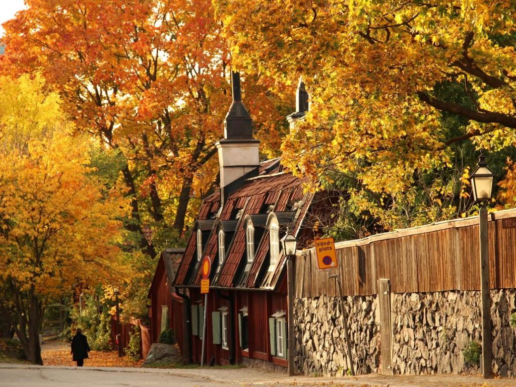 Autumn-colors-in-Stockholm